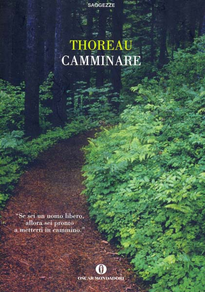 Thoreau-Camminare