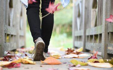 Consigli di Ottobre: Medita Camminando